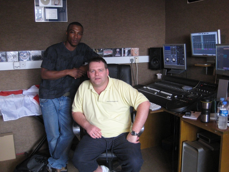 fat dan with ashley walters